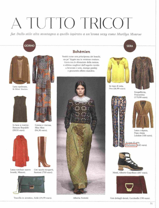 Natural Style article